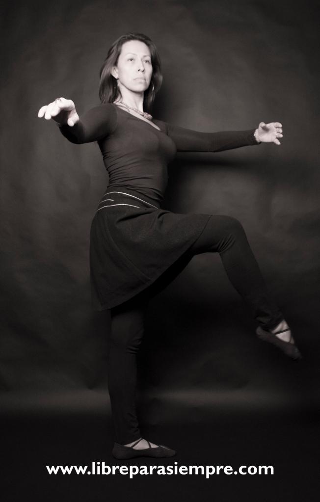 danse colere